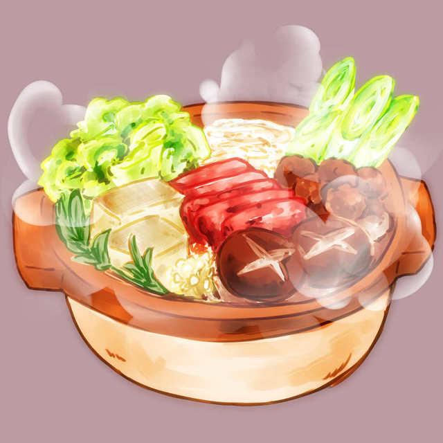 食べ物のカットイラスト