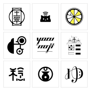 SNS同人等・ロゴマーク・アイコンデザイン