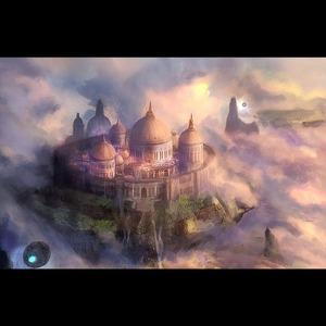 【コンセプトアート】ゲーム、背景&風景の製作