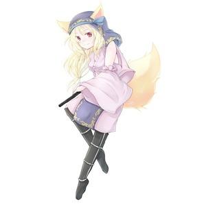 【創作/版権】TRPG・ゲーム・動画等の立ち絵作成【差分有り】