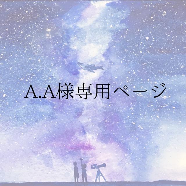 A.A様専用ページ