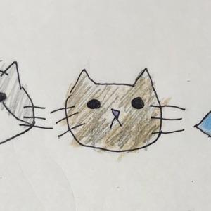 猫のゆるいヘッダー