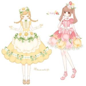 ◆キャラクターイラスト制作、キャラクターデザイン