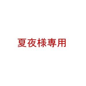 夏夜様専用ページ