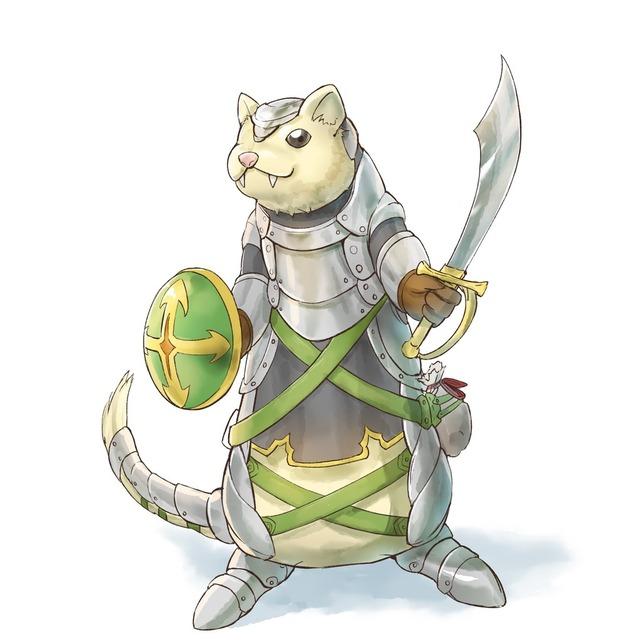 動物系キャラクター制作