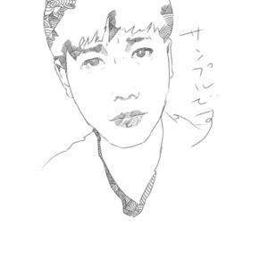 こんな似顔絵を描いてます。サンプルです。