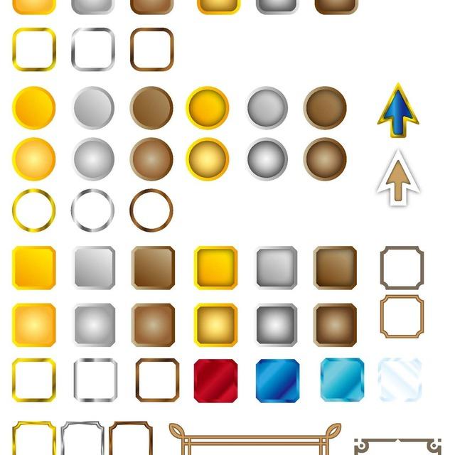ゲーム素材(AI素材)