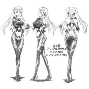 ★キャラクターデザイン致します!