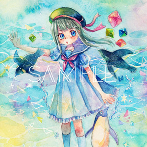 【アナログ】水彩イラスト制作