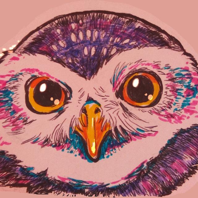 【鳥類限定】ペットちゃんの似顔絵描きます!