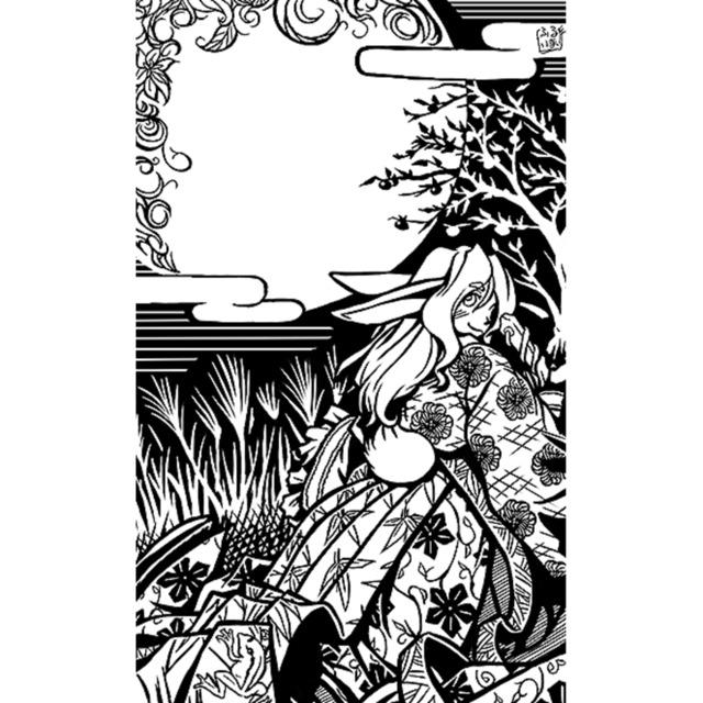 小サイズのイラストカット(ヘッダー・名刺印刷等)