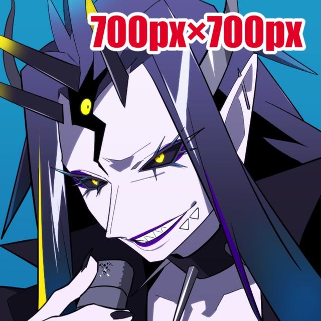 SNSアイコン製作 3000円