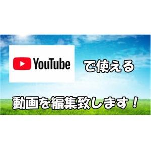 【Youtubeなど!】動画編集【カット/BGM・SE付け/エンコード】