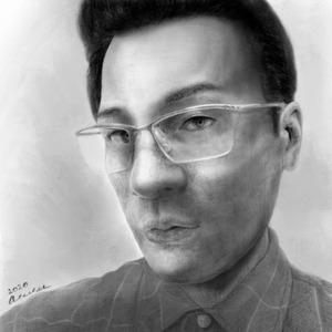 似顔絵 肖像画制作