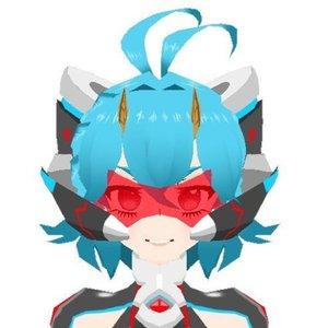 オリジナルの3Dキャラクター