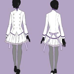 衣装デザイン制作