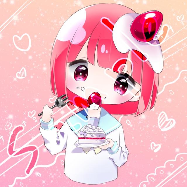 かわいいSNSアイコン*ミニキャラ【最短3日】