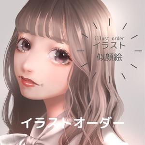 SNSアイコン 似顔絵 描きます!