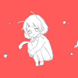 【身代亜土夢様専用】動画の1枚絵/モノトーン