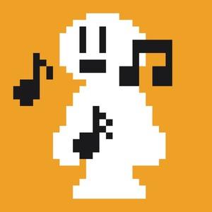 ピコピコしたファミコンのような音楽を作ります!