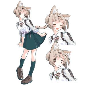 TRPG・ゲーム用キャラクター