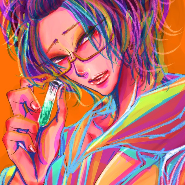 【カラー版】あなたのドールのイラスト描きます