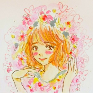 少女漫画風イラストなど何でもお描きします!