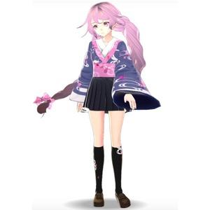 3Dキャラクターモデリング