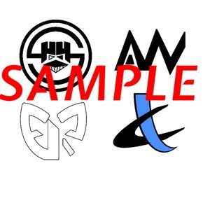 e-Sports team ロゴ制作