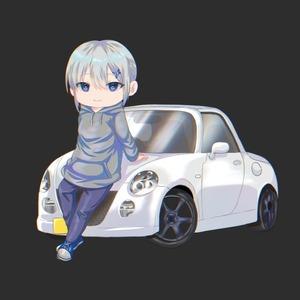 車やバイクなどお描きします