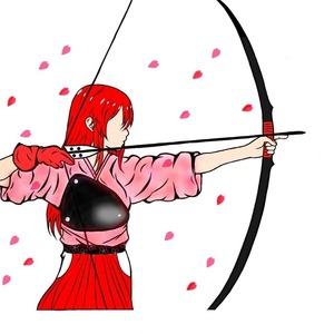 弓道 スポーツ 青春