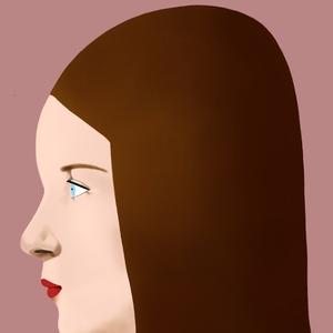リアル系イラスト描けます 少女美人画少女描けます