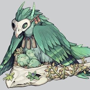 オリジナルの生き物の制作