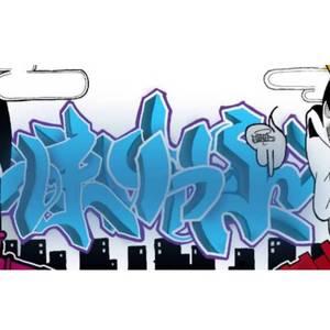 Graffiti文字