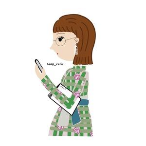 アイコンやイラスト描きます。Tシャツや雑貨にも加工可能です。