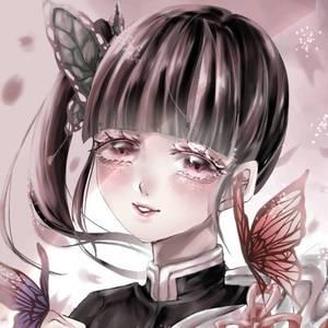 【SNSアイコン】儚可愛い女の子描きます✨