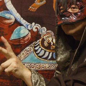 インドネシア・バリ精霊術・白魔術/精霊占術師/都 白龍(さと はくりゅう)