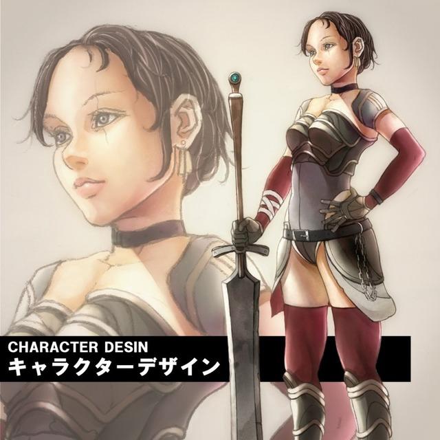 キャラクターデザイン、オリジナルキャラクター制作