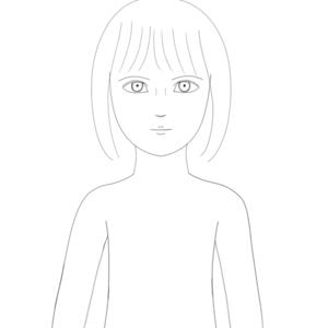 アニメ、漫画線画描きます 美を感じる線描描けます
