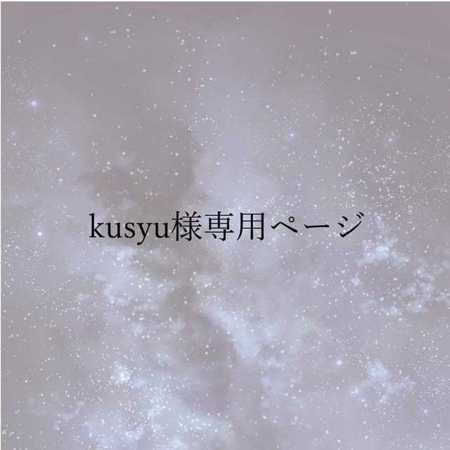 kusyu様専用ページ