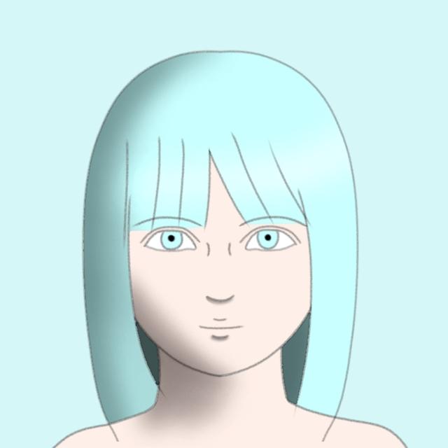 アニメ、漫画のSNS等のアイコン描きます 美を感じる絵描けます(顔アップ)
