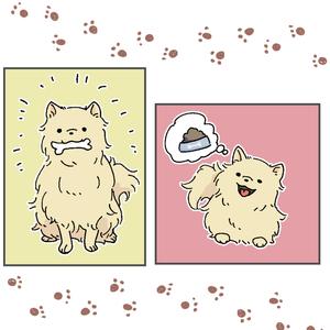 動物・ペットのイラスト描きます