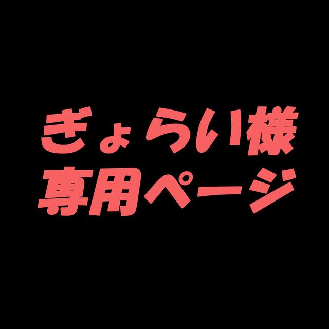 ぎょらい様専用商品(漫画)