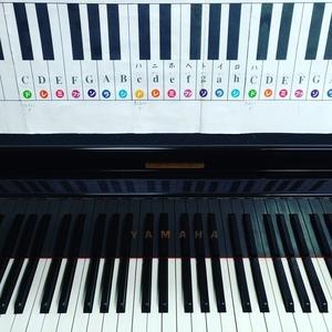 【かんたん!音符読みのトレーニング】方法を教えます。