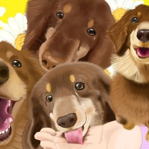 リアルなペット、動物描きます!