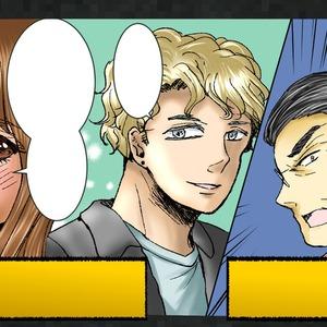【カラー/モノクロ】Youtube漫画制作致します!