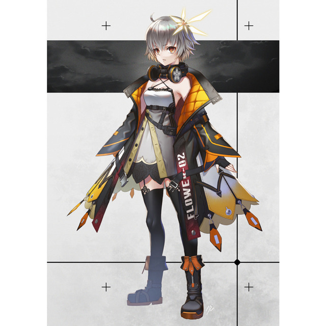 キャラクターデザイン制作