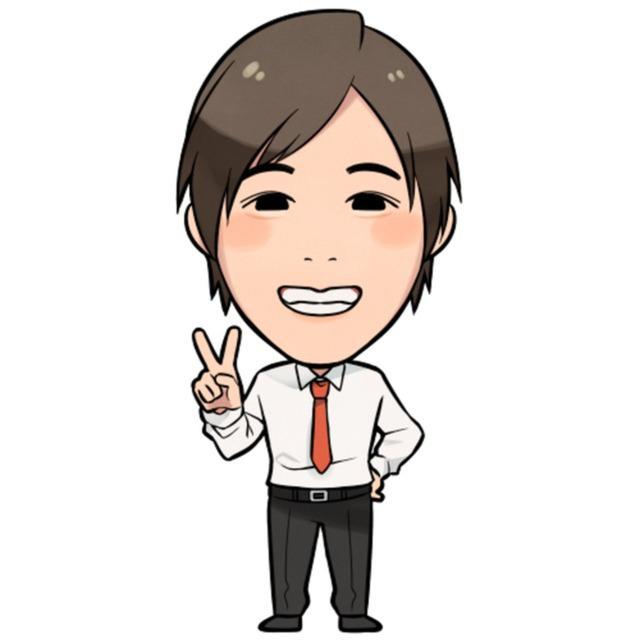 似顔絵イラスト【アイコン、プロフィール画像等】