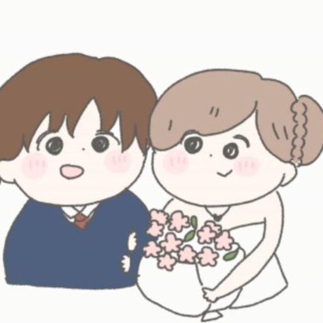 結婚式ムービーをかわいいアニメーションでつくります♡