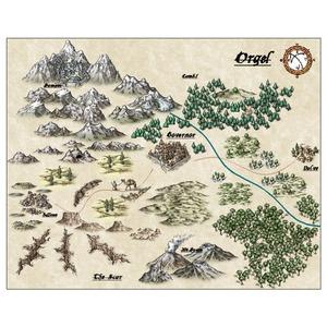 地図つくります[TRPGやゲーム制作に]